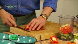 Gaspacho crème de thon