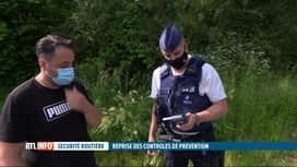 RTL INFO 13H : Les contrôles anti-alcoolémie vont reprendre en force en Wallonie