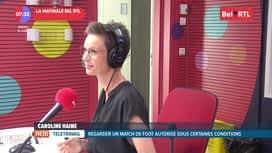 La matinale Bel RTL : Emission du 08/06