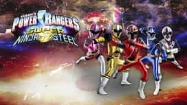 Power Rangers Super Ninja Steel en replay