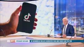 RTL INFO 19H : Une vidéo de décapitation secoue et choque les réseaux sociaux