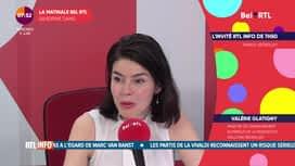 L'invité de 7h50 : Valérie Glatigny (09/06)