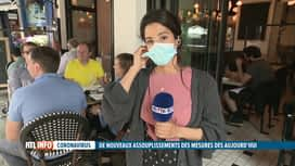 RTL INFO 13H : Les restaurants rouvrent en intérieur ce mercredi !
