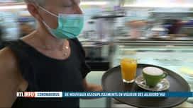 RTL INFO 19H : Cafés et restaurants peuvent enfin rouvrir en intérieur ce mercredi !