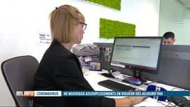 RTL INFO 19H : Télétravail: le retour un jour semaine sur son lieu de travail est ...