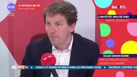 L'invité de 7h50 : Gilles Vanden Burre (10/06)