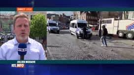 RTL INFO 13H : 7 arrestations dans le cadre des émeutes de mars dernier à Liège