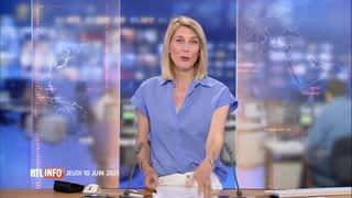 RTL INFO 13H : RTL INFO 13 heures (10/06/21)