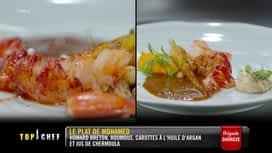 Top Chef : Le homard Breton de Mohamed