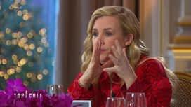Top Chef : L'audace de Sarah dans son plat