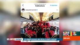 RTL INFO 13H : Euro 2020: les Diables Rouges ont fait une photo lors de leur départ