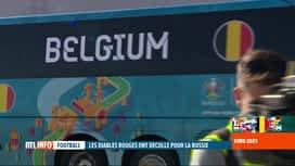 RTL INFO 13H : Euro 2020: les Diables Rouges ont décollé ce matin pour la Russie