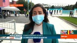 RTL INFO 19H : Euro 2020: l'ambiance à Rome avant le match Italie-Turquie