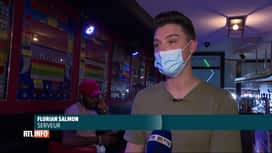 RTL INFO 13H : Coronavirus: les serveurs sont ravis de reprendre le travail