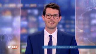 RTL INFO 13H : RTL INFO 13 heures (12/06/21)
