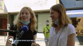 C'est pas tous les jours dimanche : Le masque n'est plus obligatoire en rue