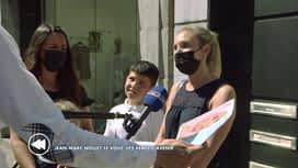 C'est pas tous les jours dimanche : Ihsane Haouach, une femme portant le voile, commissaire du gouverne...