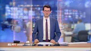 RTL INFO 13H : RTL INFO 13 heures (13/06/21)