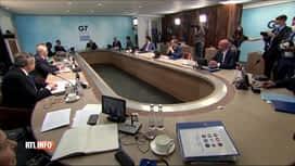 RTL INFO 19H : Climat et pandémie au menu le dernier jour du sommet du G7