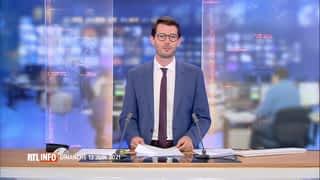 RTL INFO 19H : RTL INFO 19 heures (13/06/21)