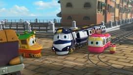 Robo vlakovi : Epizoda 5