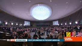 RTL INFO 19H : Joe Biden à Bruxelles: le sommet de l'OTAN organisé dans un nouveau...