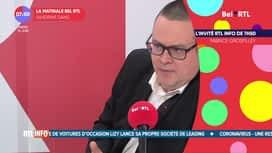 L'invité de 7h50 : Raoul Hedebouw (15/06)