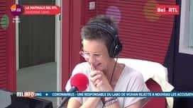 La matinale Bel RTL : Emission du 15/06