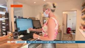 RTL INFO 13H : Vaccination: les médecins irrités par l'élargissement des tâches de...