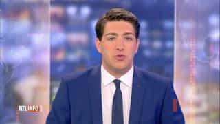 RTL INFO 13H : RTL INFO 13 heures (15/06/21)