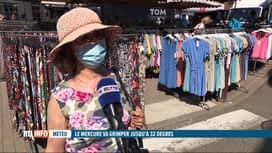 RTL INFO 13H : Chaleur: tous les couvre-chefs ne sont pas efficaces contre le soleil