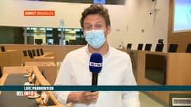 RTL INFO 13H : La Ministre de la Défense fait le point sur la traque de Jürgen Con...