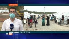 RTL INFO 13H : La Ministre Sophie Wilmès est en visite officielle en Grèce