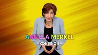 Konbinon : Angela Merkel