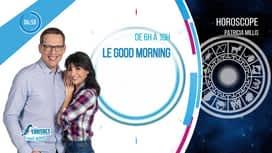 Le Good Morning : Emission du 16/06