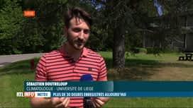 RTL INFO 19H : Allons-nous connaître un nouvel été caniculaire?
