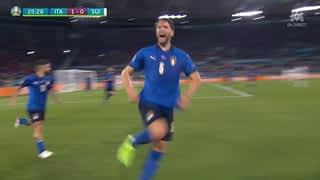 1 - 0 : Locatelli ouvre le score (26')