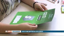 RTL INFO 19H : Epreuves du CE1D : des questions fuitent, une plainte envisagée