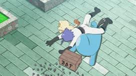 Pokemon : S22E19 Les mangeurs de métal !