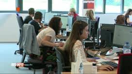 RTL INFO 13H : Coronavirus: 22.000 personnes ont téléphoné pour recevoir le certif...