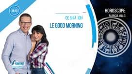 Le Good Morning : Emission du 18/06