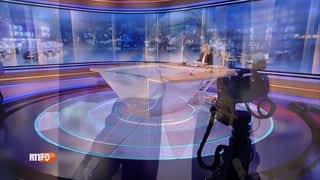 RTL INFO 19H : RTL INFO 19 heures (18/06/21)
