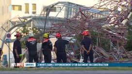 RTL INFO 13H : Effondrement d'un bâtiment à Anvers: 2 nouveaux corps extraits des ...