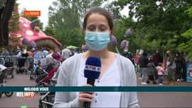 RTL INFO 13H : Plopsaland La Panne recherche 500 employés urgemment, bonus à la clé !