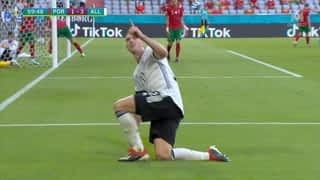 1 - 4 : Gosens plombe le Portugal (60')