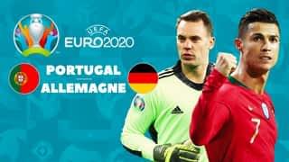 Le résumé du match : Portugal - Allemagne
