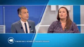 C'est pas tous les jours dimanche : C'est pas tous les jours dimanche: 2 Belges sur 3 victimes de viole...
