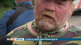 RTL INFO 19H : Le corps sans vie de Jürgen Conings a été retrouvé