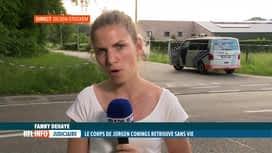 RTL INFO 19H : Décès de Jürgen Conings: le point en direct avec Fanny Dehaye