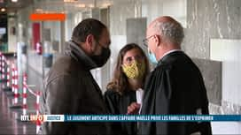 RTL INFO 13H : Harcèlement scolaire: les parents de Maëlle privés de jugement